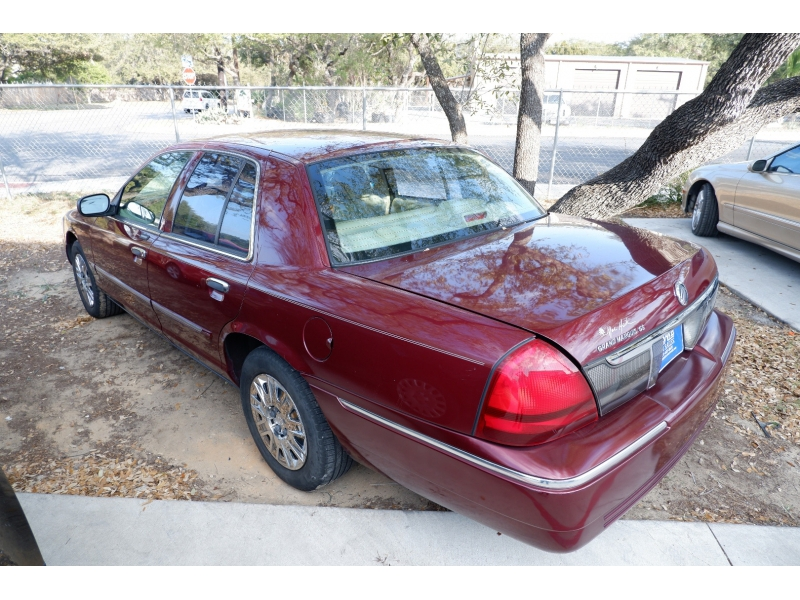 Mercury Grand Marquis 2007 price $3,500