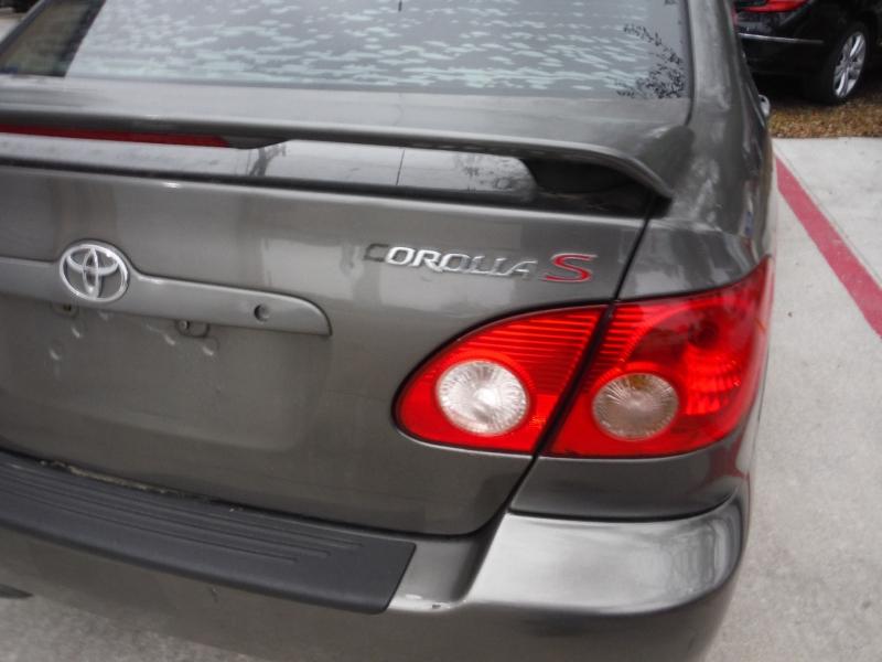 Toyota Corolla 2007 price $3,500