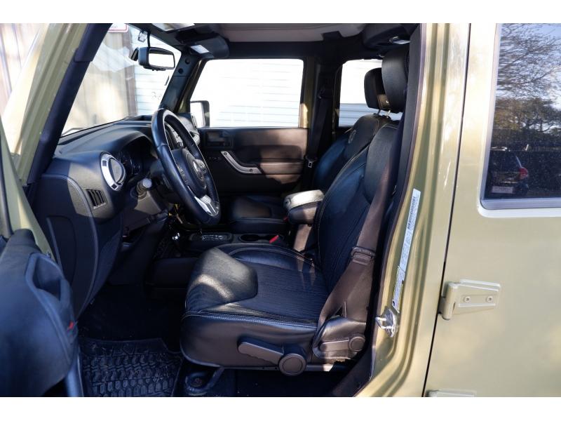 Jeep Wrangler Unlimited 2013 price $21,500