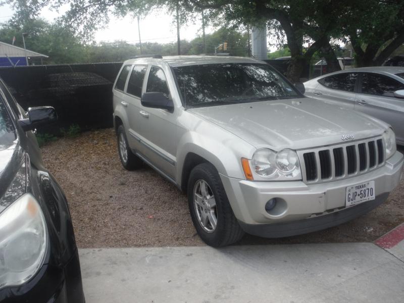 Jeep Grand Cherokee 2007 price $4,700