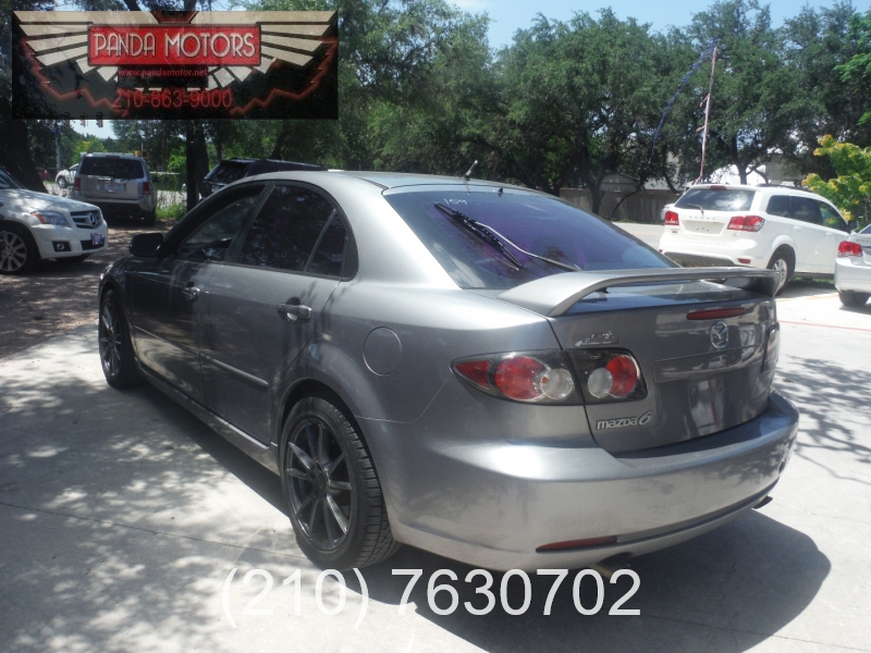 2006 Mazda Mazda6 5dr HB Sport i Auto