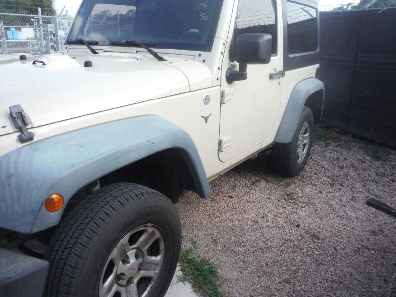 Jeep Wrangler 2011 price $13,900