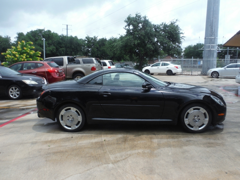 Lexus SC 430 2004 price $9,500