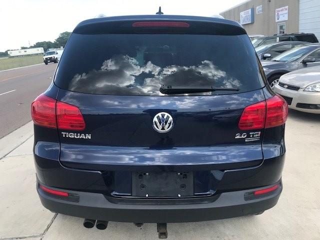 Volkswagen Tiguan 2012 price $6,950
