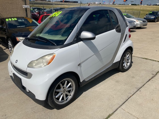 Smart fortwo 2008 price $3,950