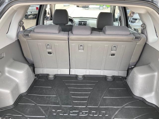Hyundai Tucson 2007 price $3,450