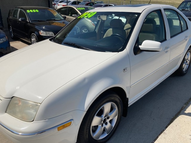 Volkswagen Jetta Sedan 2005 price $3,950