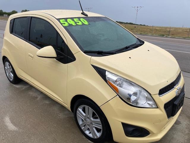 Chevrolet Spark 2014 price $5,450