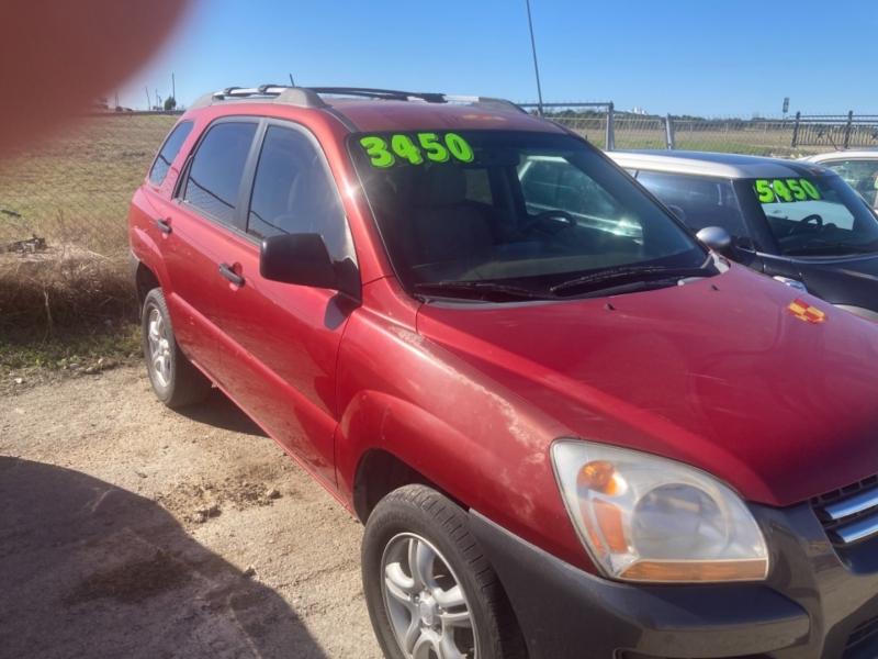 Kia Sportage 2008 price