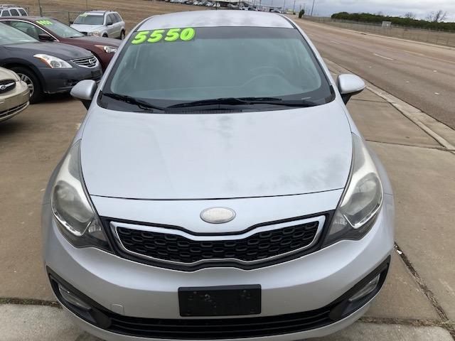 Kia Rio 2013 price $5,550