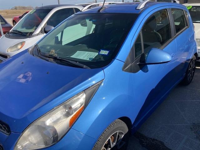 Chevrolet Spark 2013 price $4,550
