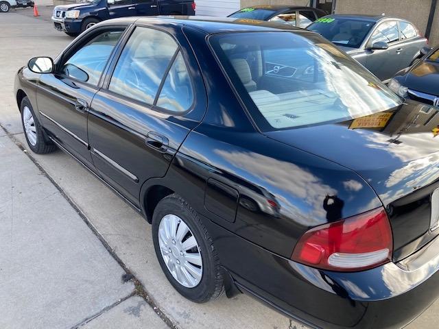 Nissan Sentra 2002 price $3,550