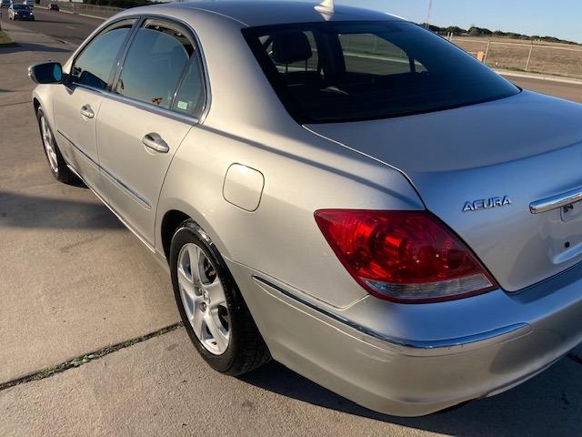 Acura RL 2005 price $4,550