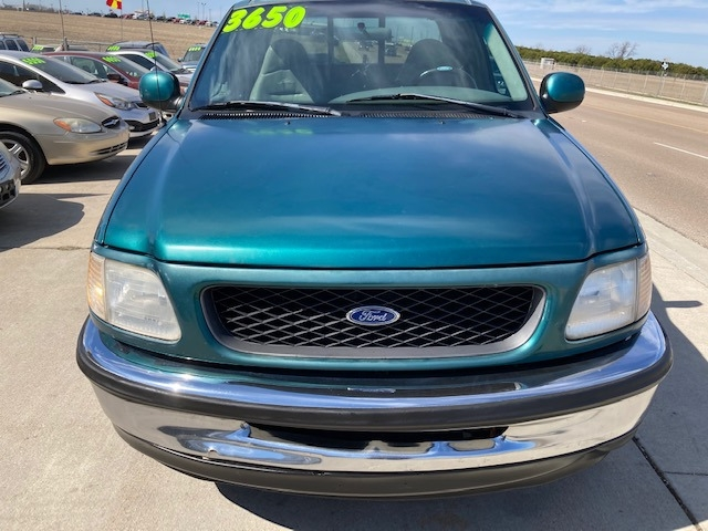 Ford F-150 1998 price $3,650