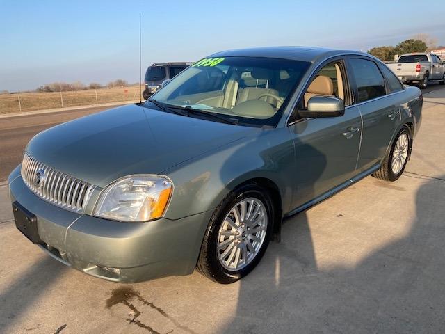 Mercury Montego 2007 price $3,950