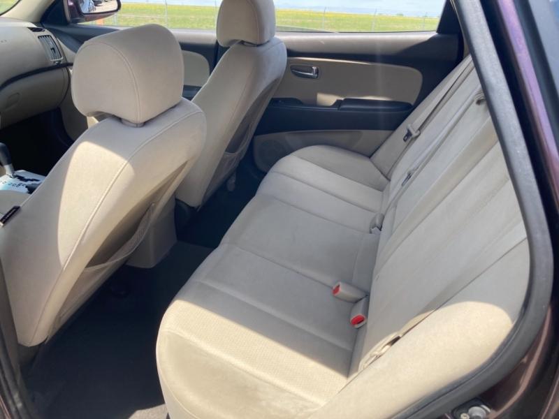 Hyundai Elantra 2009 price $4,450