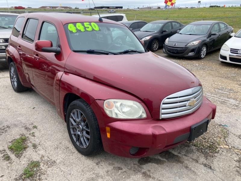 Chevrolet HHR 2009 price $3,550