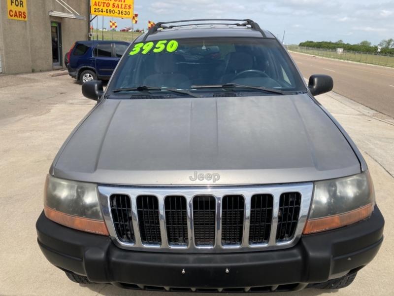 Jeep Grand Cherokee 1999 price $4,250