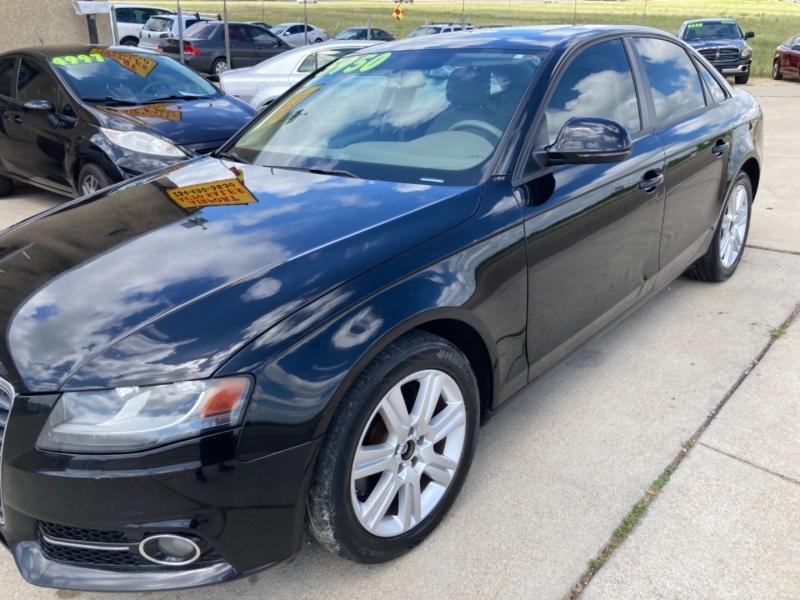 Audi A4 2009 price $5,950