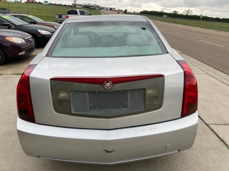 Cadillac CTS 2004 price $4,450