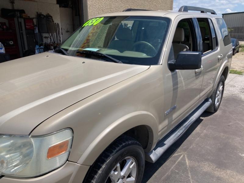 Ford Explorer 2007 price $4,550