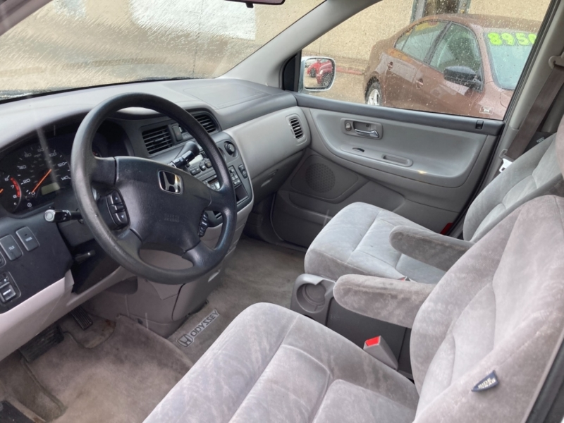 Honda Odyssey 2002 price $3,950