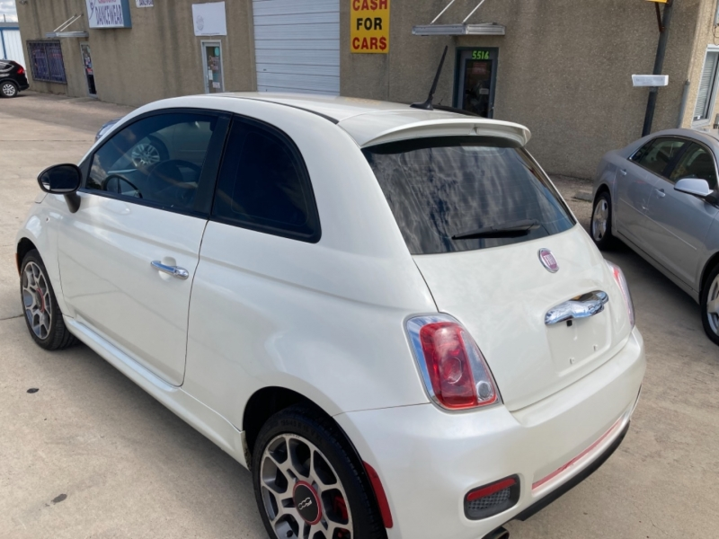 Fiat 500 2013 price $5,550