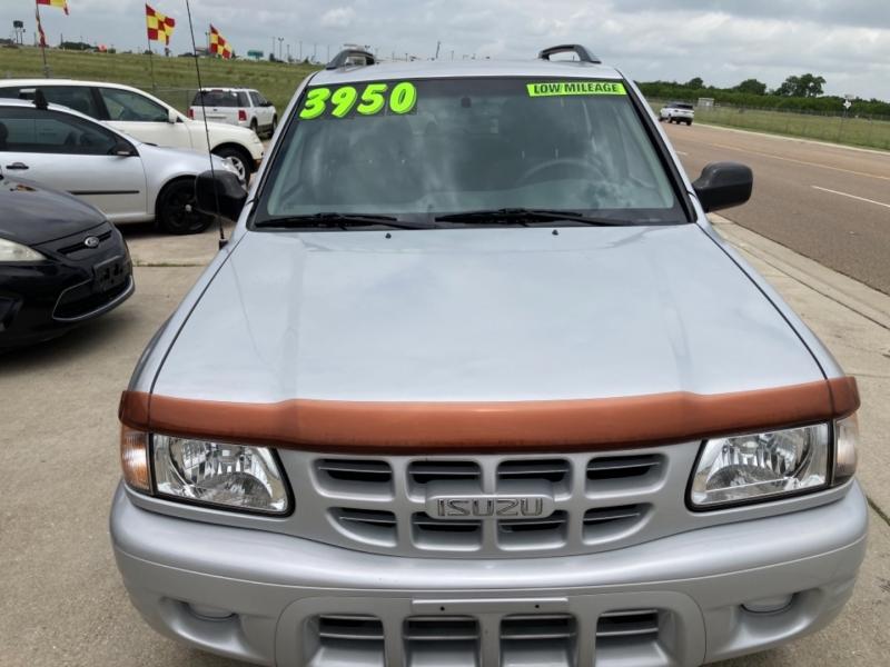Isuzu Rodeo 2000 price $3,950