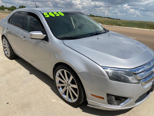 Ford Fusion 2012 price $5,450
