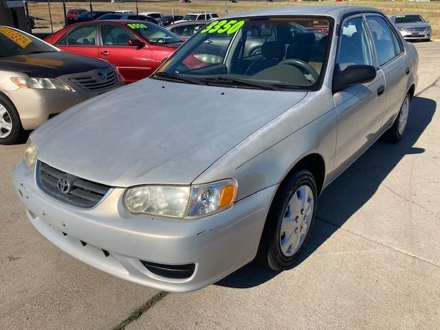 Toyota Corolla 2001 price $3,350