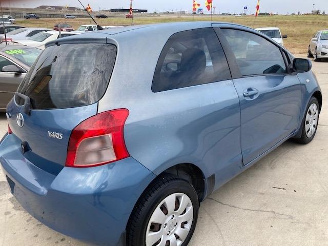 Toyota Yaris 2008 price $4,550