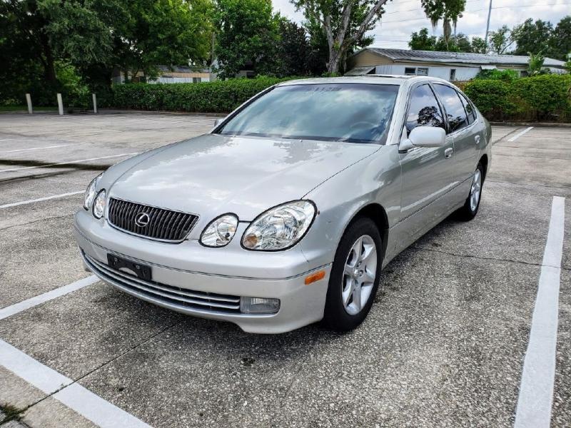 LEXUS GS 2005 price $4,000