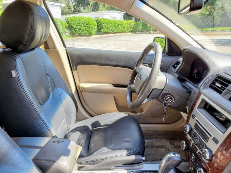 FORD FUSION 2012 price $3,000