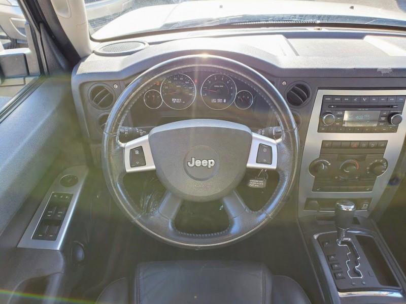 JEEP COMMANDER 2008 price $5,000