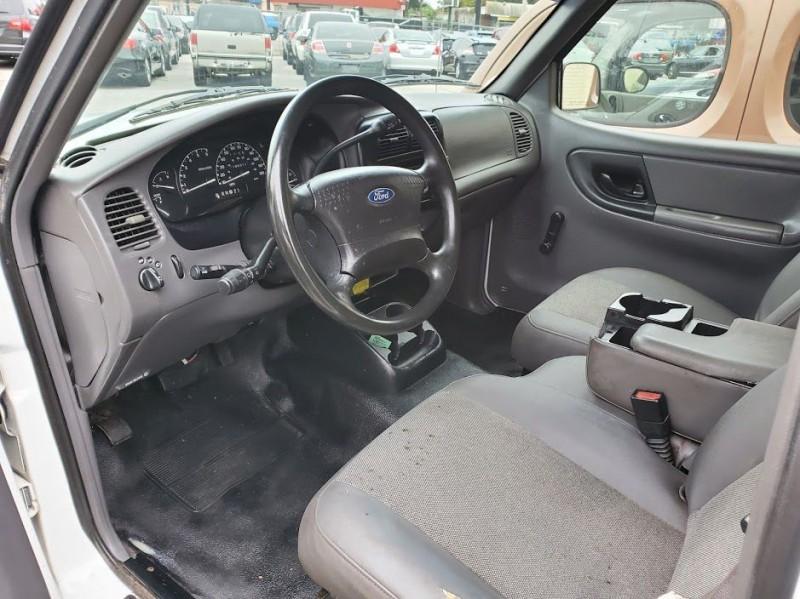 FORD RANGER 2001 price $2,500