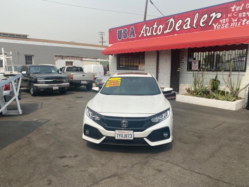 Honda Civic Hatchback 2017 price $20,995