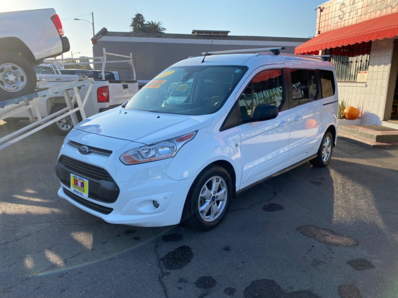 Ford Transit Connect Wagon 2017 price $11,995