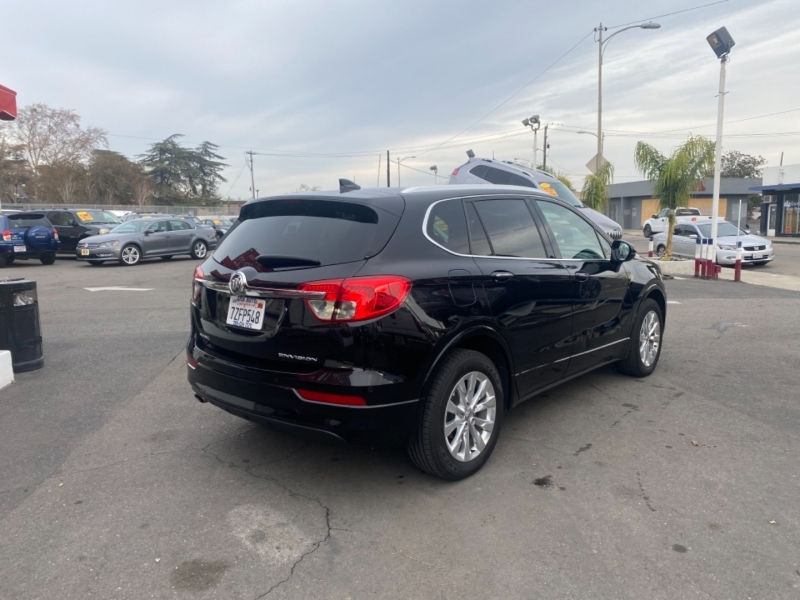 Buick Envision 2017 price $15,995