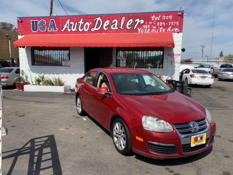Volkswagen Jetta Sedan 2006 price $6,995