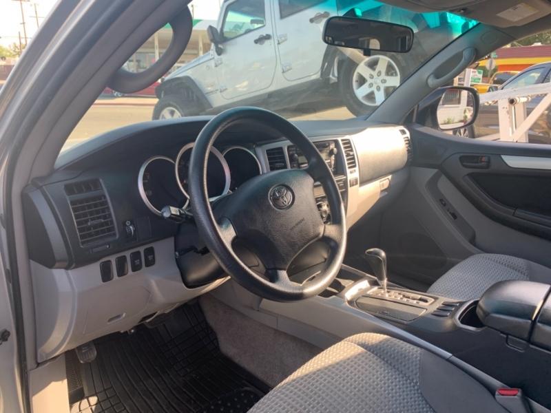 Toyota 4Runner 2006 price $10,995