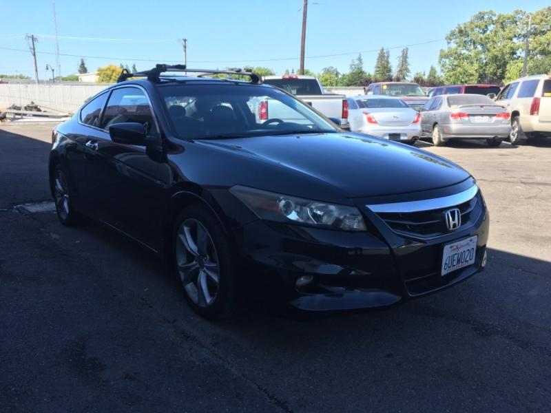 Honda Accord Cpe 2012 price $10,995