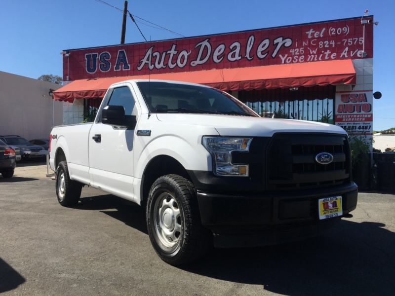 Ford F-150 2017 price $19,995