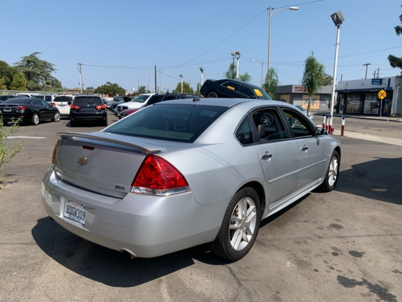 Chevrolet Impala Limited 2016 price $10,990