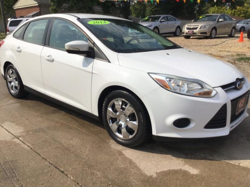 Ford Focus 2014 price $5,500
