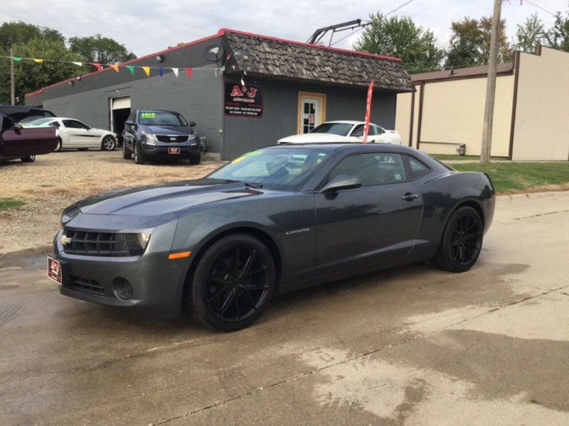 Chevrolet Camaro 2011 price $13,700