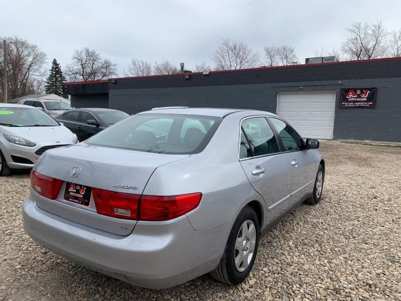 Honda Accord 2005 price $3,800