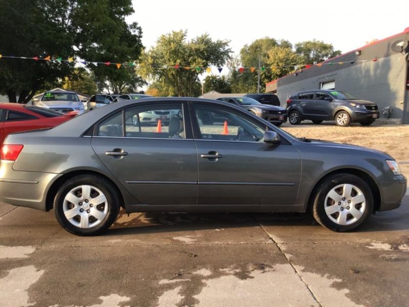 Hyundai Sonata 2009 price $4,500