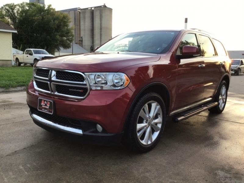 Dodge Durango 2013 price $13,900