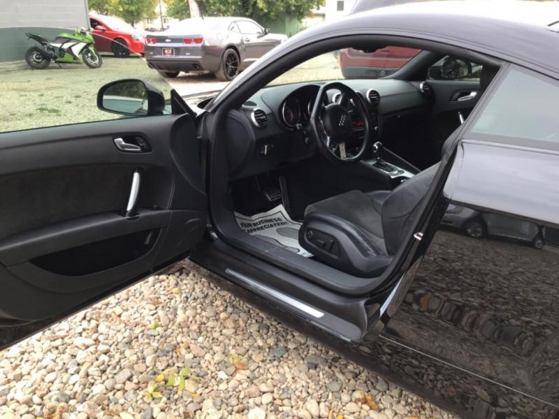 Audi TT 2008 price $9,400