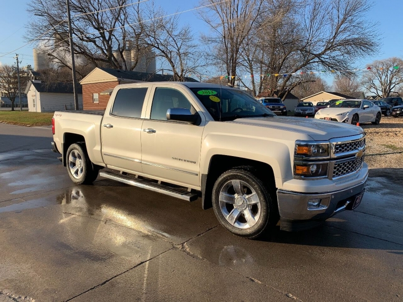 Chevrolet Silverado 1500 2014 price $27,400